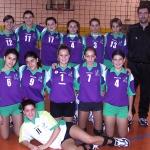 1° Squadra stagione 2003-04