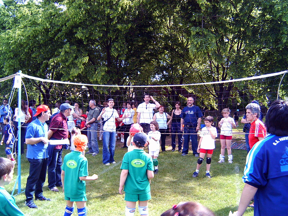 Minivolley 2003-04