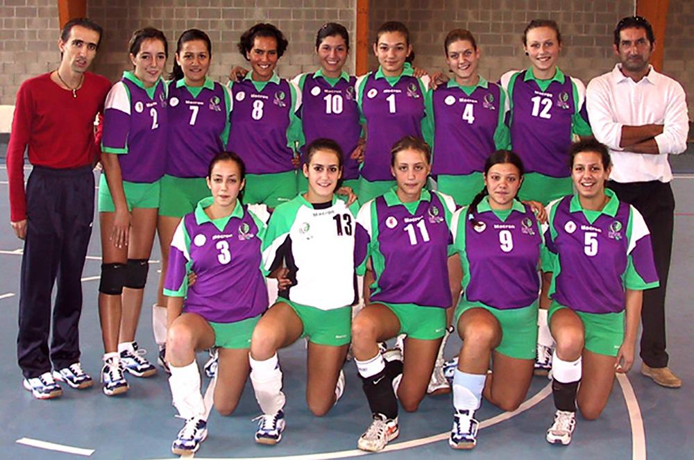 Squadra Serie D stagione 2003-04
