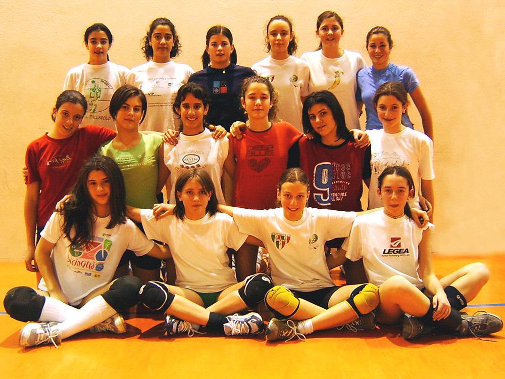 Under14-15-Stagione-2004-05