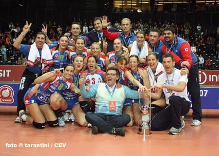 Vittoria al Torneo Foppapedretti 10 giugno 2007