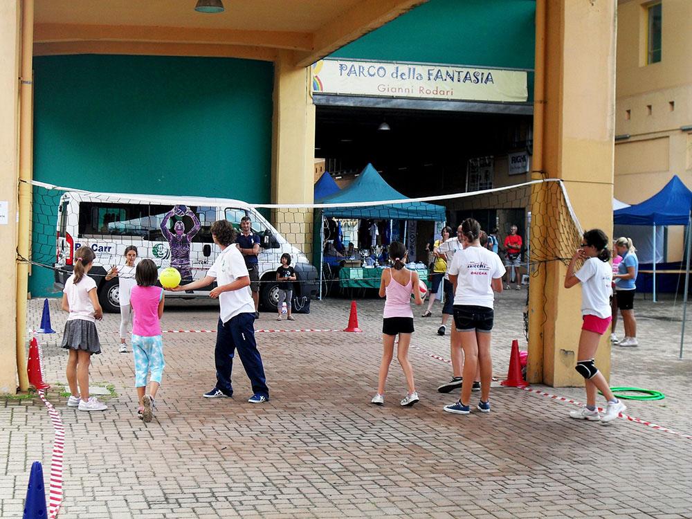 Un giorno di Sport a San Vito Omegna 2012