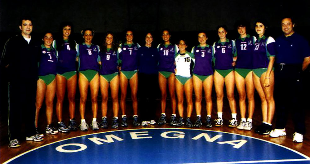 1° Squadra 2002-03