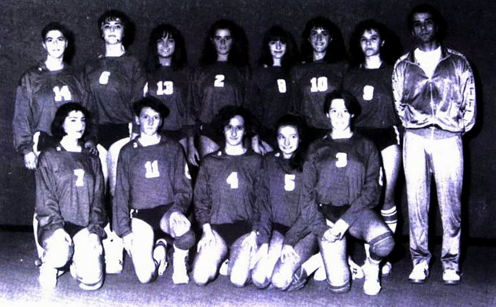 1° Squadra 1991-92