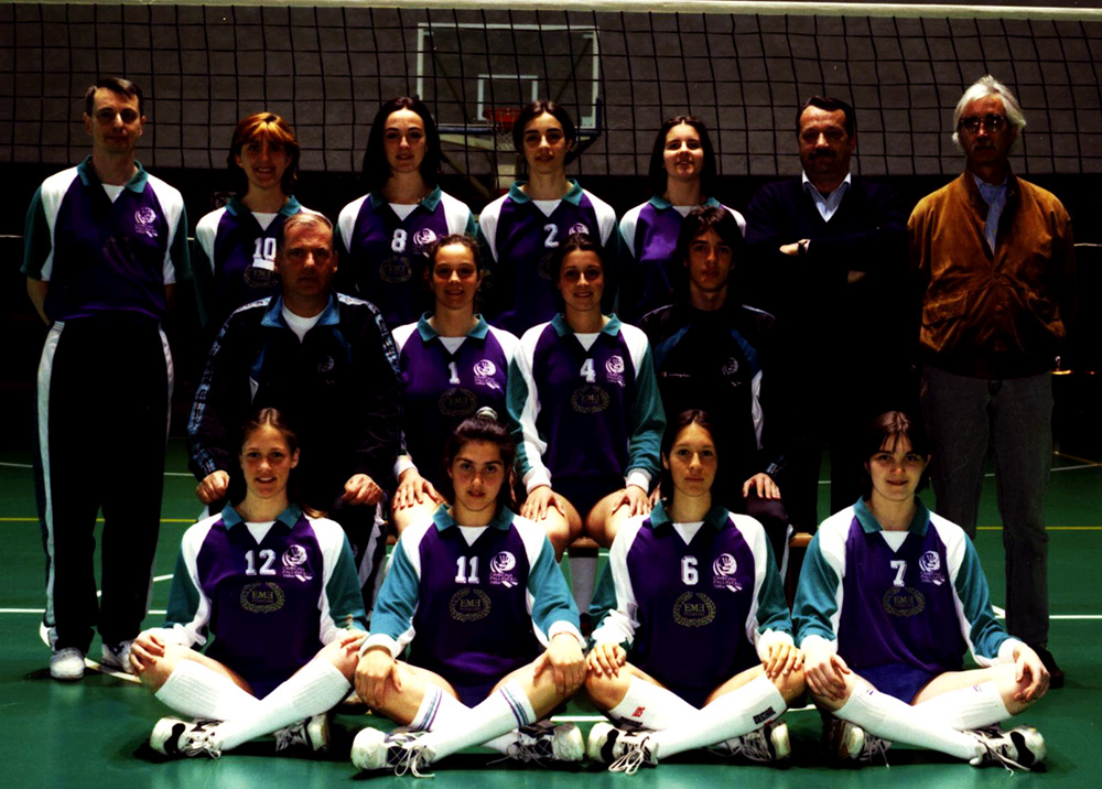 1° Squadra 1996-97