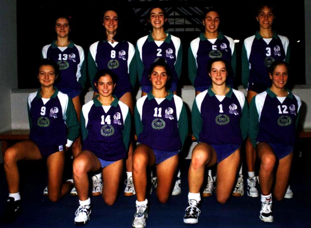 1° Squadra 1997-98