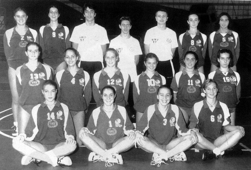 1° Squadra 1998-99